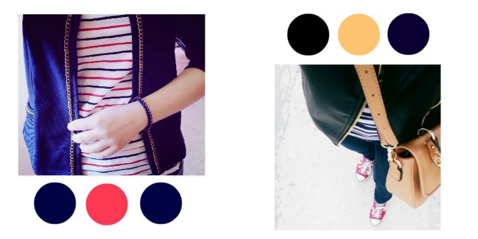 stripes, fashion, blogger,