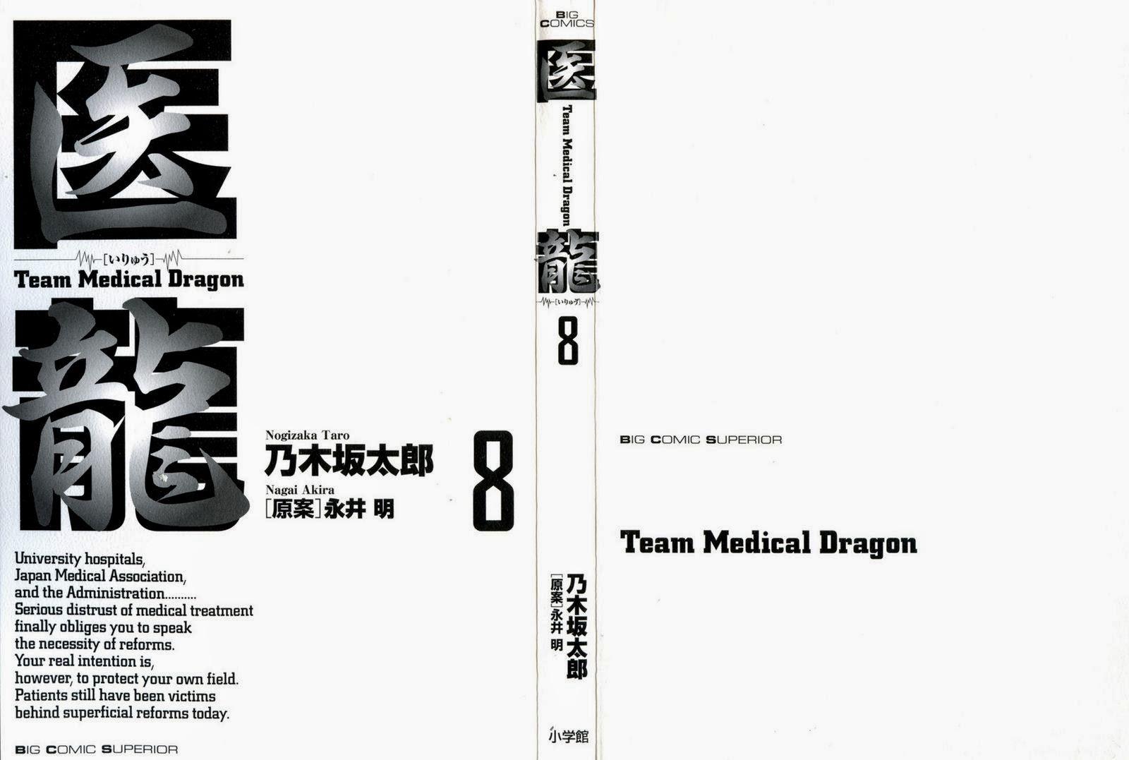 Team Medical Dragon - Long Tinh Y Đội