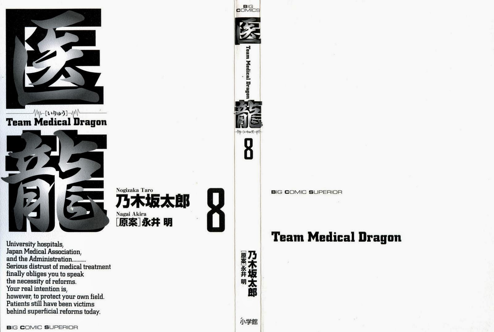 Team Medical Dragon - Long Tinh Y Đội