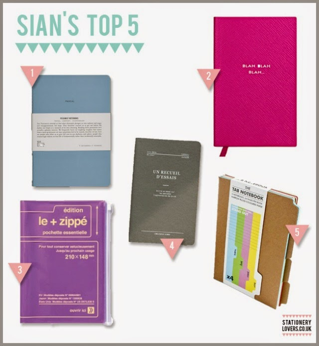Top 5 notebooks Sian