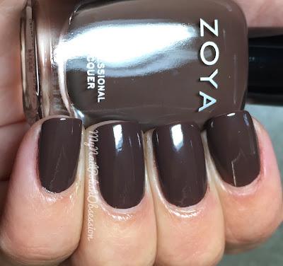 Zoya Focus: Desiree