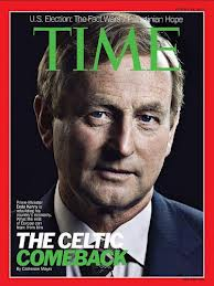 Time magazine cover Enda Kenny