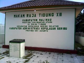 sejarah pulau tidung