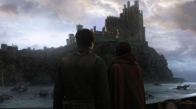 HBO Game of Thrones S03E07: Gendry u King's Landing