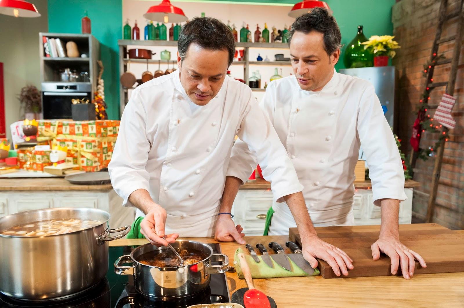 Navidades en la cocina con los hermanos torres the - Cocina navidena espanola ...