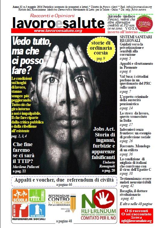 Periodico maggio 2016