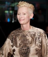 The beautiful Tilda, stunning colour and undercut.