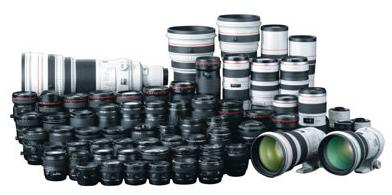 Introduction Videos to Canon EF Lenses: Landscape / Macro / Portrait / Wildlife Lenses
