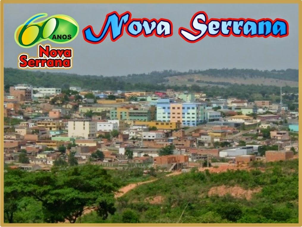 Vista Parcial de Nova Serrana