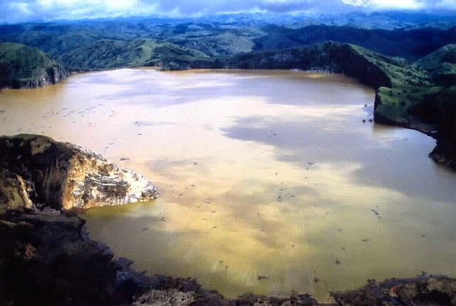 Danau yang Meledak (Jenis Bencana Alam yang Baru Diketahui)