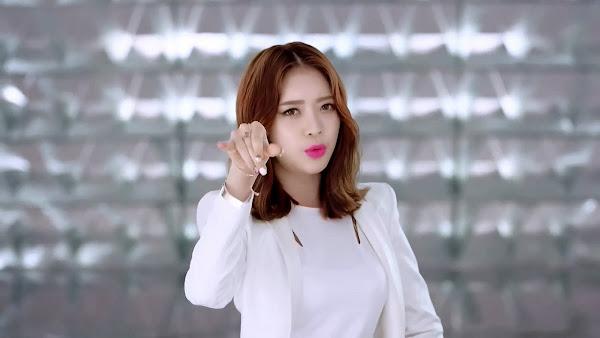 Dal Shabet B.B.B Ahyoung