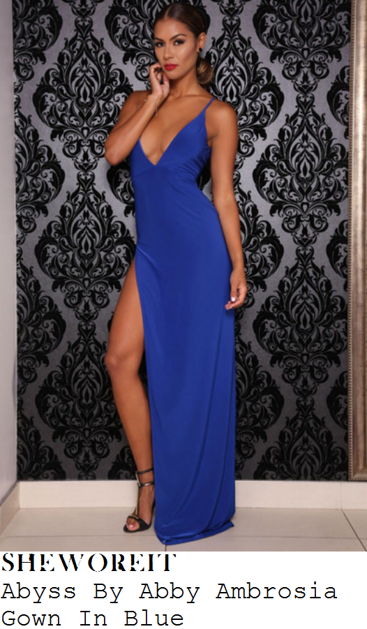 imogen-anthony-cobalt-blue-sleeveless-plunge-front-maxi-dress