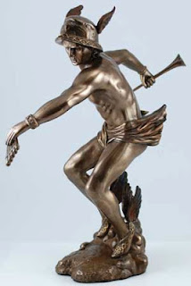 Greek mythology,Hermes in greek mythology