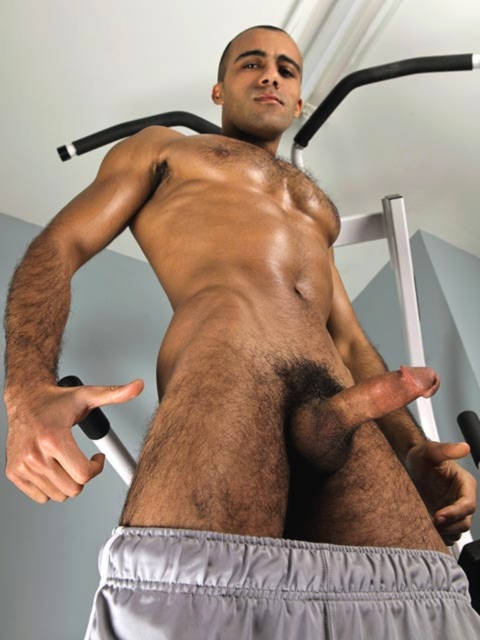 Hairy Middle Eastern Men Nude