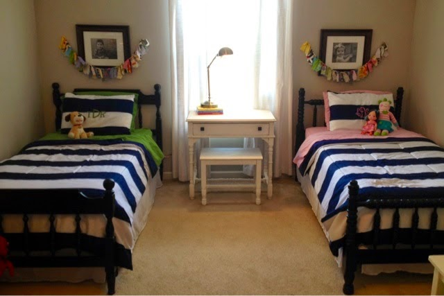 Give Me The Simple Life Shared Boy And Girl Room