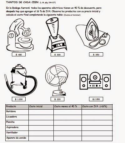 Club de tareas sexto grado (Escuela Corregidora): noviembre 2014