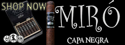 Kuuts Finds Excellence With Miro Capa Negra Cigar