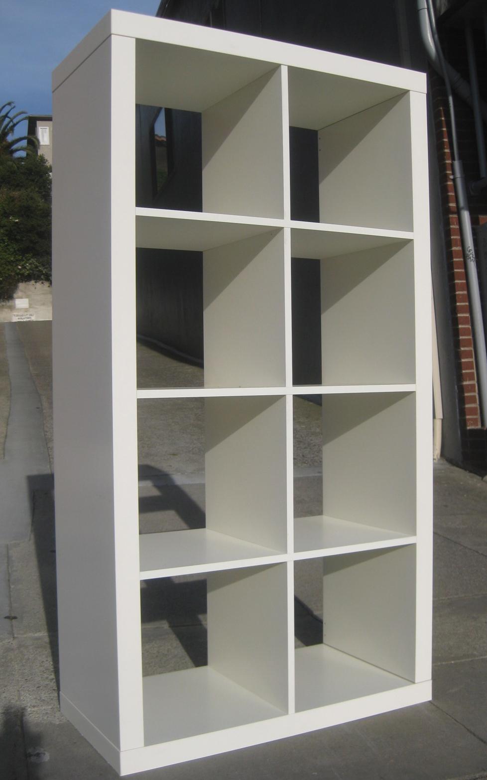 uhuru furniture collectibles sold ikea cube shelf 45. Black Bedroom Furniture Sets. Home Design Ideas