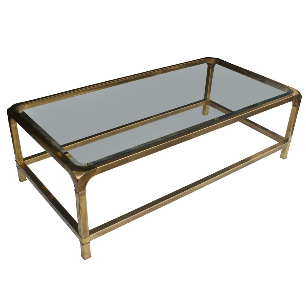 Mastercraft brass dining table - Mastercraft Has Some Amazing Brass Bookcases Burl Wood Desks And Lacquered Credenzas As Well And How About That Chair