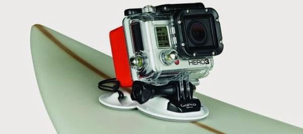 Mejores accesorios para la camara de video GoPro