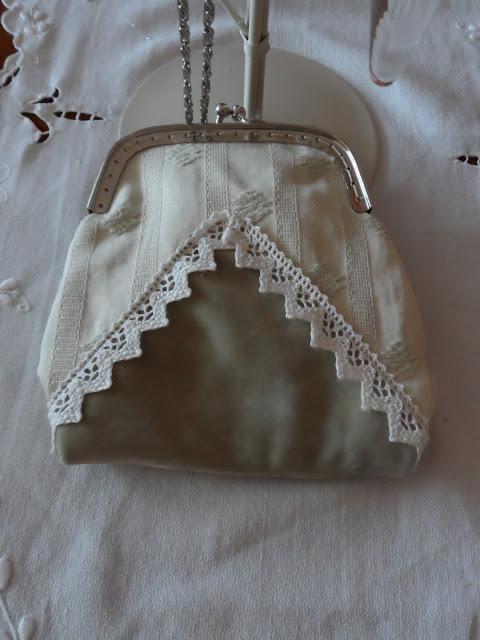 Monedero bolso de boquilla