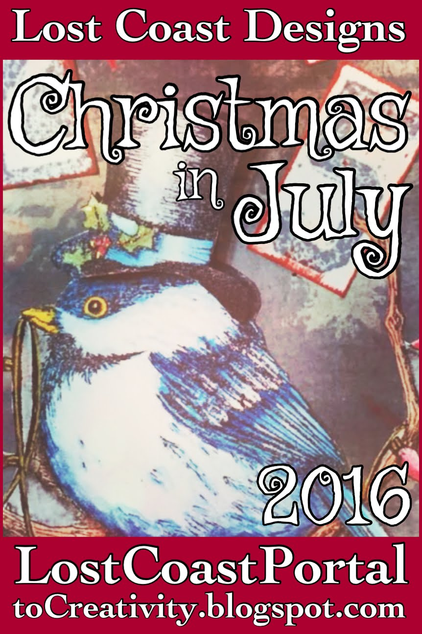 Christmas in July at LCPtoC!  July 1 - 9!