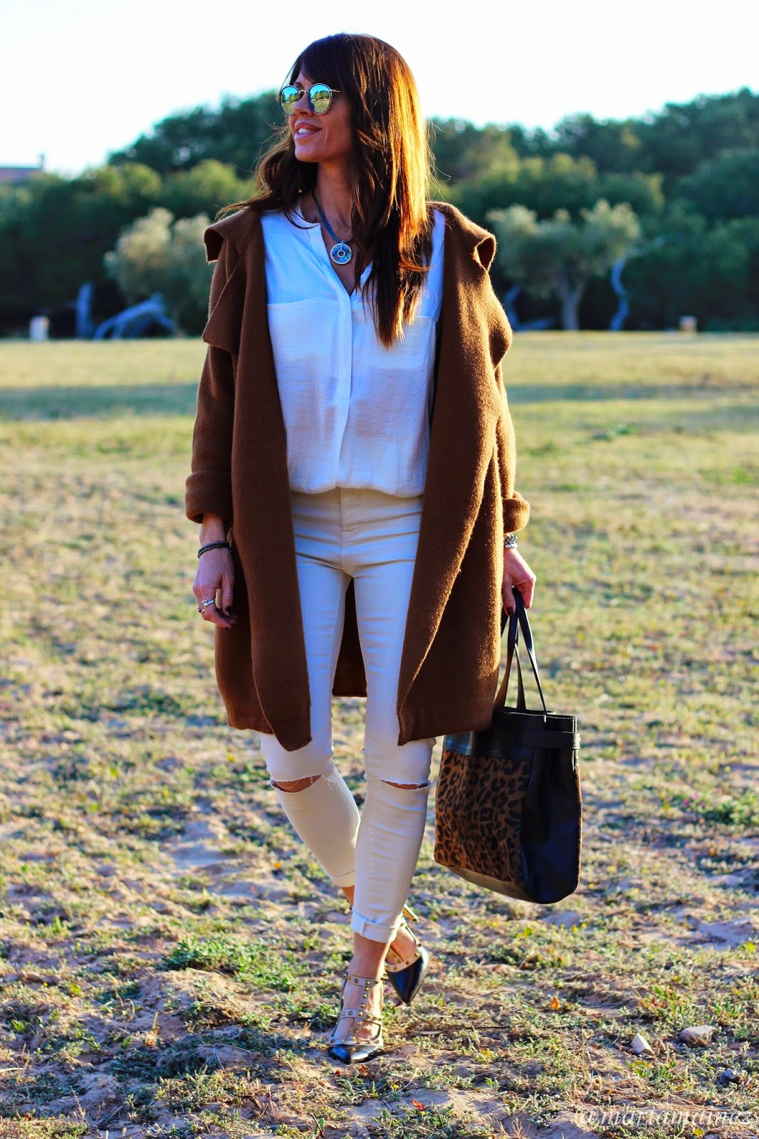 Street Style - White off - Total white - Bbeautifulbymaria - Blogger - Fashion blogger
