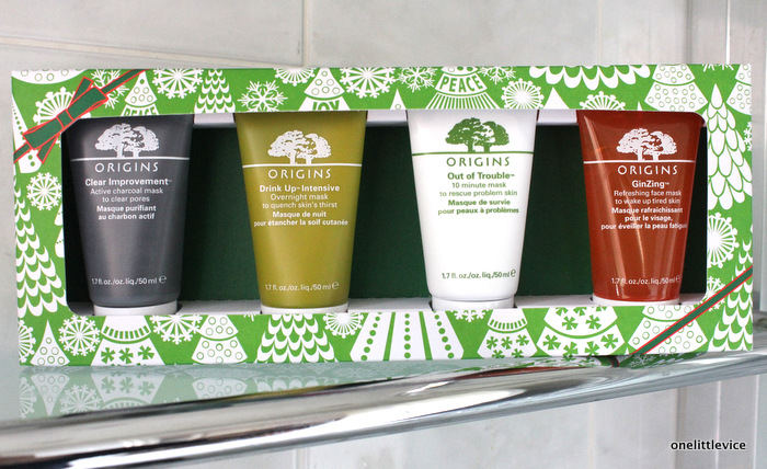one little vice beauty blog: face mask reviews