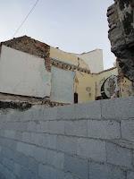 Málaga, solar resultado de demolición de edificio histórico en calle Tomás de Cózar 17