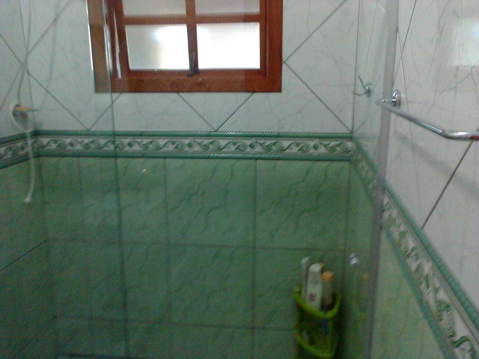 Arte Pisos & Azulejos: Banheiros #643C2B 1600x1200 Azulejos Para Banheiro Branco E Preto