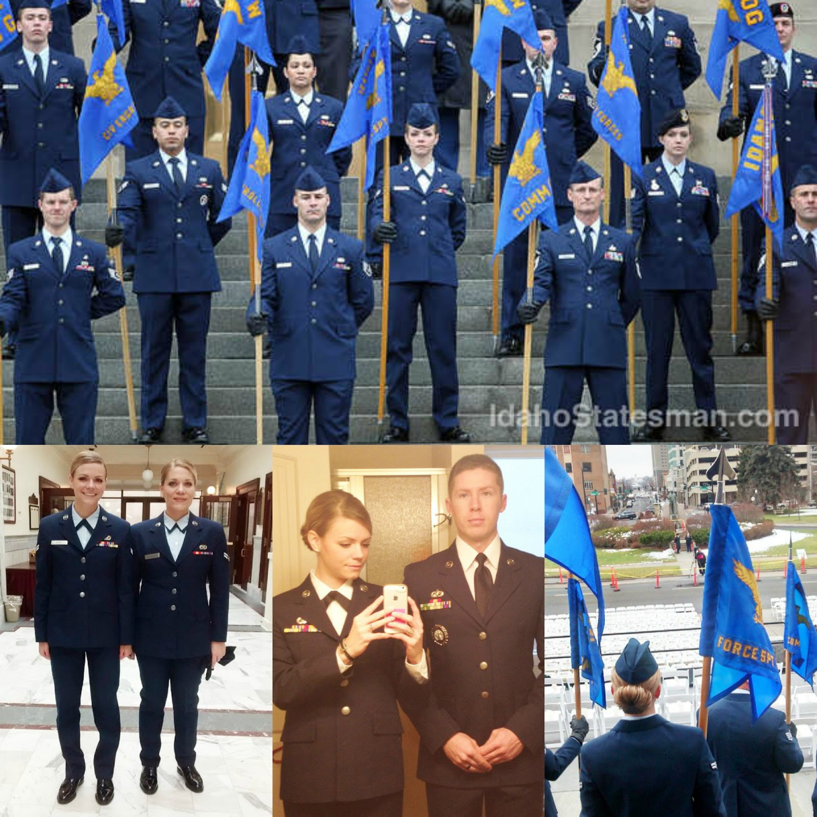 Something Greater Than Yourself, What an honor it is to serve in the United States Air Force and Air National Guard