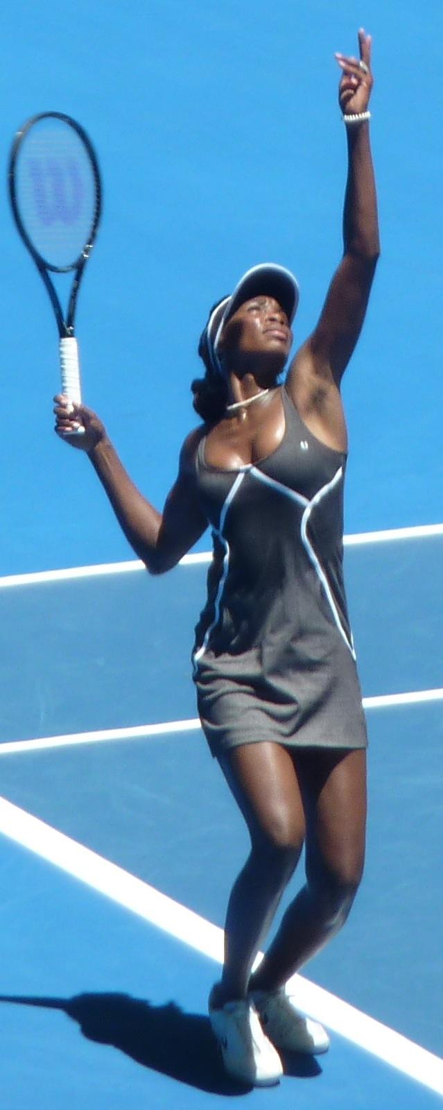 Venus williams dating in Perth