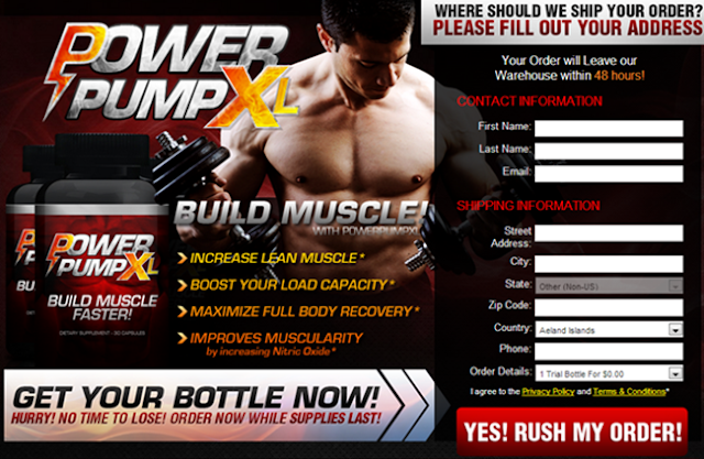 Power Pump XL - Australia & New Zealand - Free Trial
