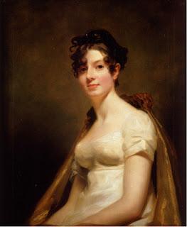 Sir Henry Raeburn painting - Elizabeth Campbell Marchesa di Spineto