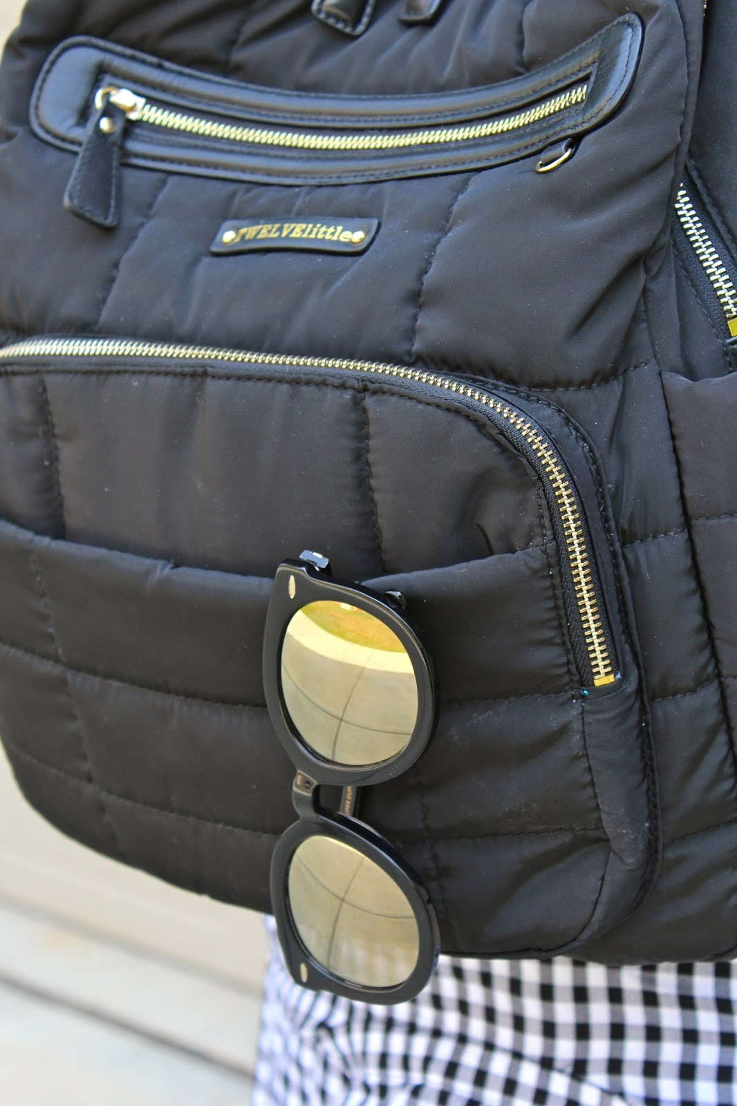 TWELVElittle Diaper Bag Backpack