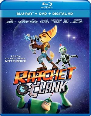 Ratchet and Clank 2016 BRRip BluRay 720p