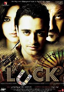 Luck (2009) Worldfree4u - 375MB 480P DVDRip Hindi Movie ESubs - Khatrimaza