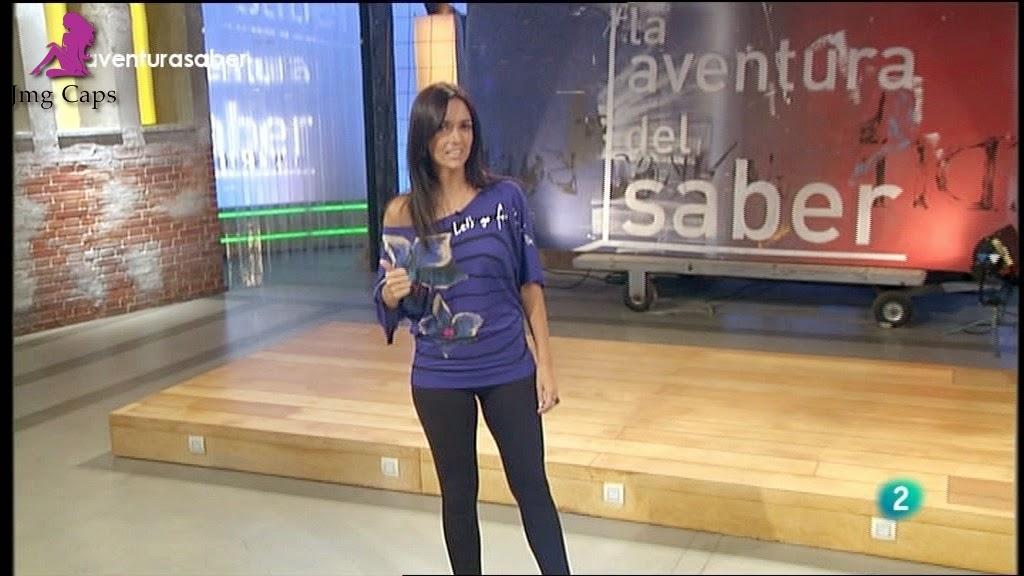 MARIA JOSE GARCIA, LA AVENTURA DEL SABER (25.09.14)
