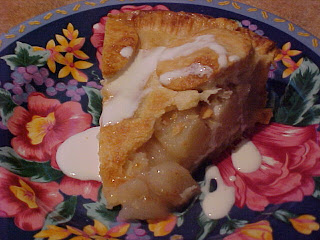 Tarte aux pommes Viviane