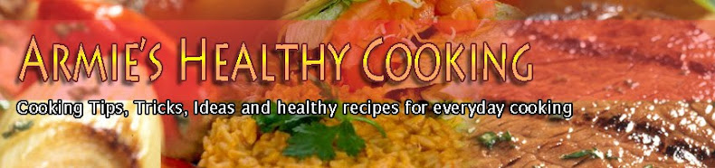 Armies Healthy Cooking