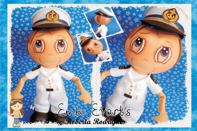 fofucho profissão marinheiro