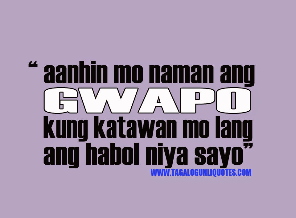 funny pictures with quotes for facebook tagalog