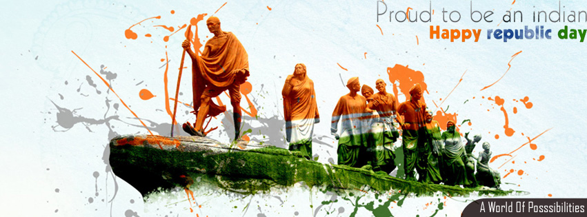 Republic day - A World Of Possibilities