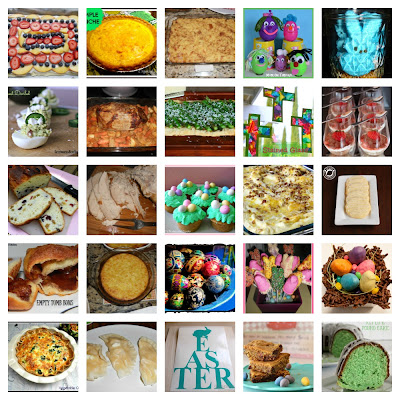 Hezzi-D's Books and Cooks: 33 Easter Recipes and Crafts