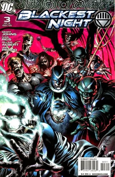 Adn collections: dc comics: blackest night story [parte 3]