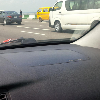 accident third mainland bridge