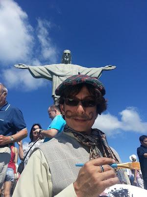 Cyril Takayama no Rio de Janeiro - Divulgação