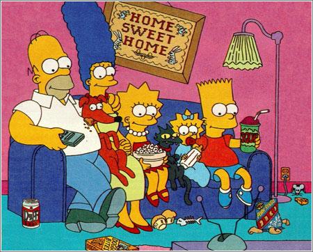 Dibujos De Porno Los Simpson En Movimientos
