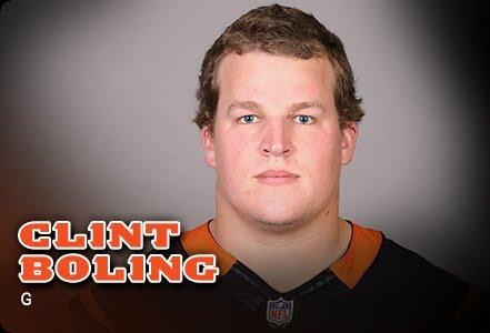 Clint Boling