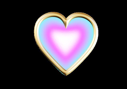 Neon Hearts And Stars Neon Glow Heart